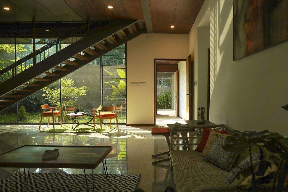 Lightness of Being : Interior View