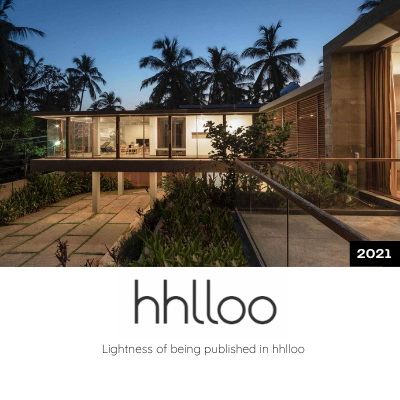 Lightness of Being published in hhlloo