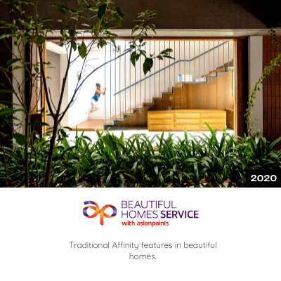 Traditional Affinity features in Beautiful homes
