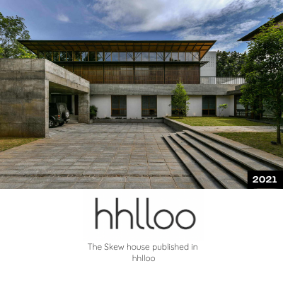 The Skew House Published in hhlloo