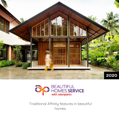 Traditional Affinity is featured in Beautiful Homes