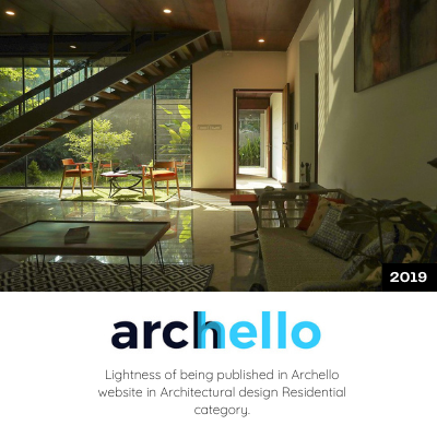 Lightness of Being is published in Archello
