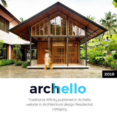 Traditional Affinity Published in Archello