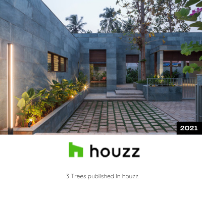 3 Trees Published in Houzz
